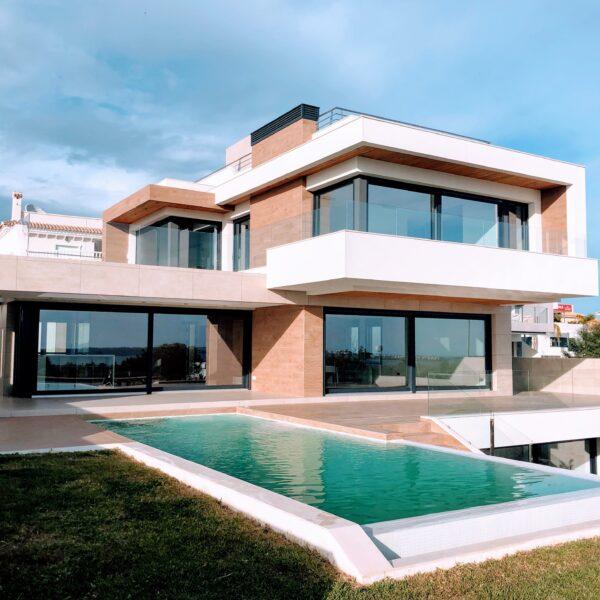 Progettazione Ville e Villette: idee di design, stile, comfort e linee guida.